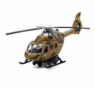 Недорогие -Игрушки Вертолет Игрушки Летательный аппарат Вертолет Металлический сплав Металл Куски Универсальные Подарок