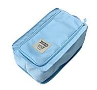 Органайзер для чемодана Дорожный мешок для обуви Водонепроницаемость для Одежда Нейлон / Путешествия