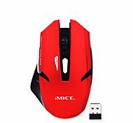 Zimoon store профессиональная 2.4g wirless мышь играя мышь 1600dpi компьтер-книжки ПК мышь для офиса работа геймер мышь 2 цвета