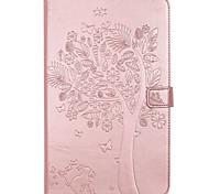 economico -Custodia Per Samsung Galaxy Tab A 9.7 Tab A 8.0 Porta-carte di credito A portafoglio Con supporto Standby automatico / accendimento