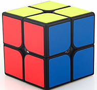 cheap -Rubik's Cube MoYu 2*2*2 Smooth Speed Cube Magic Cube Educational Toy Stress Relievers Puzzle Cube Smooth Sticker Square Gift Unisex