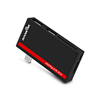 Rocketek type-c Card Reader USB 3.0 Ports HUB 3 Slots type c Card Reader SDTF Micro SD for Computer macbook/mac pro/mac air C3COB