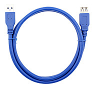ULT-unite® USB 3.0 Extension Cable USB 3.0 to USB 3.0 Extension Cable Male - Female 0.6m(2Ft)