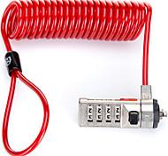 Kensington k64671 сталь четыре цифровой пароль удобный пароль компьютер блокировка защита противоугонная противоугонная блокировка блокнот