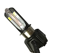 40W 4000LM Motorcycle LED Headlight Bulb Integrated LED DRL 4 Colors Available