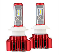 NIGHTEYE 2Pcs/Set Car Headlights H7 LED Auto Bulb 60W 8000LM Automobiles Headlamp 6000K 12V Led Blub H7 Led Car Head Lights