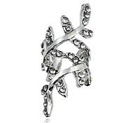 Жен. Серьги-гвоздики Клипсы Серьги указан Уникальный дизайн Геометрический Multi-Wear способы Простой стиль Металлический сплав