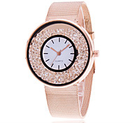 cheap -Women's Ladies' Wrist watch Unique Creative Watch Casual Watch Floating Crystal Watch Dress Watch Fashion Watch Chinese Quartz Alloy Band