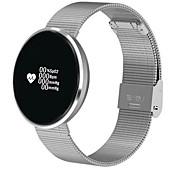 Недорогие -hhy cf006 умный браслет водонепроницаемый шаг сердечного ритма кровяное давление медицинская информация push android ios