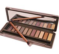 cheap -12pcs Eye Shadow Powder Smokey Makeup / Party Makeup / Daily Makeup
