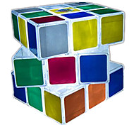 Rubik's Cube Cubo Macio de Velocidade Iluminação de LED Cubos Mágicos Plásticos Quadrada Dom
