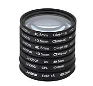 Andoer 40.5mm uv cpl star8close-up (1 2 4 10) фильтр фотографии ультрафиолетовая круговая поляризация звезда 8-точечный макрос крупным