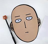 Rilievo impermeabile del mouse dell'ufficio di gomma del pugilato di stile del fumetto del rilievo del mouse 25cm * 21cm