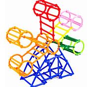 Soulage le Stress Kit de Bricolage Poupées Blocs de Construction Puzzles 3D Jouet Educatif Jouets Découverte & Science Puzzle Véhicule