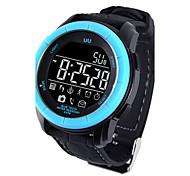 Муж. Карманные часы Смарт Часы Модные часы Наручные часы Уникальный творческий часы электронные часы Спортивные часы Армейские часы