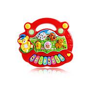 Brinquedos Musicais Instrumentos de brinquedo Brinquedos Piano Plásticos 1 Peças Unisexo Dom