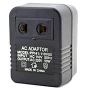 PP141  Adaptor     Input Ac110v   Output Ac 220v  50w