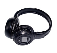 Недорогие -B570 headband беспроводные наушники гибридный пластиковый мобильный телефон earphonenoise-изоляция с микрофоном с регулятором громкости