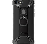 Случай для iphone 7 плюс iphone 7 обложка ударопрочный держатель кольца бампер чехол броня твердый металл для яблока iphone 7 плюс iphone