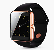 cheap -Smartwatch iOS / Android Touch Screen / Pedometers / Video Pedometer / Sleep Tracker / Find My Device