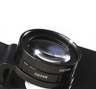 Mobile Phone Lens Macro Lens Aluminium Alloy 10X and above 40