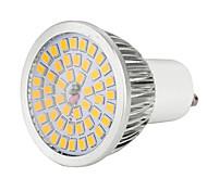 abordables -ywxlight® 7w gu10 led proyector 48 smd 2835 600-700 lm blanco cálido blanco frío natural blanco decorativo ac85-265 v