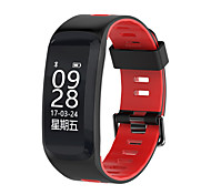 cheap -Smart Bracelet Water Resistant / Water Proof Sports Remote Control Fitness Tracker Timer Bluetooth4.0 iOS Android