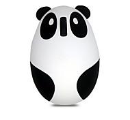 Милый panda проводной офисной мыши