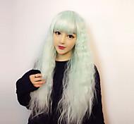 Lolita Wigs Sweet Lolita Green Lolita Lolita Wig 70 CM Cosplay Wigs Wig For