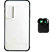 XIHAMA TZ-10 Mobile Phone Lens With Case 4X Long Focal Lens 120 Wide-Angle Lens Aluminium Alloy Glass For iPhone 7 Plus