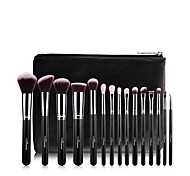 1set Makeup Brush Set Others Multi-function Easy to Use Easy Carrying Easy to Carry Aluminum Wood Men Face Men and Women Daily Eyes