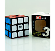 cheap -Rubik's Cube 3*3*3 Smooth Speed Cube Magic Cube Educational Toy Stress Relievers Puzzle Cube Smooth Sticker Engineering Plastics