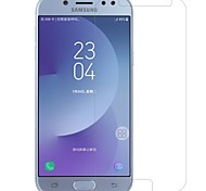 Nillkin Screen Protector for Samsung Galaxy J7(2017) PET Ultra Thin Matte Scratch Proof Anti-Fingerprint Front Screen Protector Thickness 0.1mm 1pc