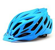 Недорогие -Шлем Мотоциклетный шлем CE Велоспорт 16 Вентиляционные клапаны Ультралегкий (UL) Спорт Молодежный Горные велосипеды Шоссейные велосипеды