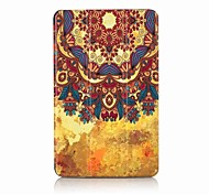 Painting Pattern Three fold PU Leather Case with Stand for SAMSUNG TAB A 10.1 T580N T585N 10.1 inch Tablet PC
