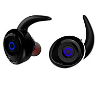 T1 Torntisc Bluetooth earphone 4.1 In-ear Binaural Rechargeable TWS Wireless Stereo Earbuds Support 1 match 2 with Long life