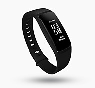 V06 Bluetooth 4.0 Smart Watch Heart Rate Blood Pressure Alcohol Allergy Test Sports Fitness Tracker for Android iOS