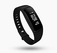 preiswerte -Smart Watch Touchscreen Herzschlagmonitor Wasserdicht Verbrannte Kalorien Schrittzähler Kamera Wecker Blutdruck Messung tragbar