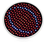 Недорогие -1500 lm E26/E27 Растущие лампочки 200 светодиоды Красный Синий AC 85-265V