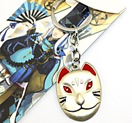Inspired by Cosplay Onmyoji Abe No Seimei Anime Cosplay Accessories  KeyChain Alloy