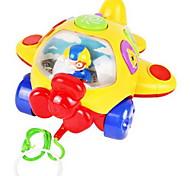 Игрушечные инструменты Игрушки Летательный аппарат Авиатор Пластик Куски Дети Подарок