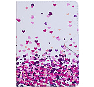 Case For Ipad  Air 2 Pro 9.7'' Case Cover Heart Pattern PU Material Triple Tablet PC Case Phone Case Ipad 2 3 4 Air