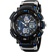 YY SKMEI 1211 Men Digital Wristwatches Outdoor Choice Sport Watch Multifunction Back Light Chronograph 50M Waterproof Watches