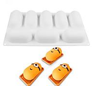 Недорогие -Инструменты для выпечки силикагель Инструмент выпечки Повседневное использование Формы для пирожных