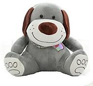 Мягкие игрушки Куклы Фаршированная подушка Игрушки Собаки Животный принт Не указано Куски