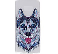 Case for Samsung Note 8 Cover Glow in the Dark Back Cover Case Animal Soft TPU