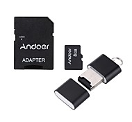 cheap -Andoer 8GB Class 10 Memory Card TF Card  Adapter  Card Reader USB Flash Drive for Camera Car Camera Cell Phone Table PC GPS