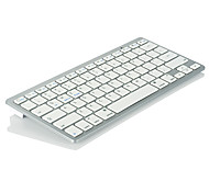 preiswerte -Bluetooth mechanische Tastatur Für Windows 2000/XP/Vista/7/Mac OS Android OS iOS iPad 4 iPad mini iPad mini 2 iPad mini 3 iPad Air iPad
