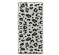Case For Huawei P9 P10 Transparent Pattern Back Cover Transparent Leopard Print Soft TPU for Huawei P10 Plus Huawei P10 Lite Huawei P10