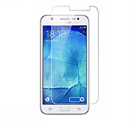 cheap -Screen Protector Samsung Galaxy for J7 (2016) Tempered Glass 1 pc Front Screen Protector 2.5D Curved edge 9H Hardness High Definition (HD)